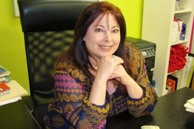Rosy Palomino Educator and Businesswoman