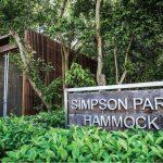 Simpson Park earned its historic designation
