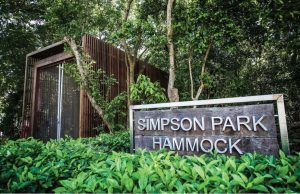 Simpson Park Hammock